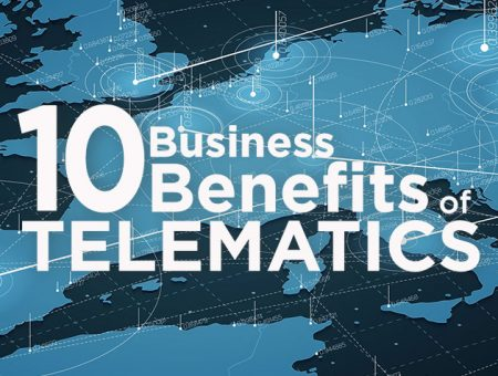 10 Business Benefits of Telematics
