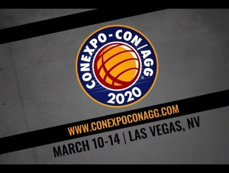 Tierra will be at CONEXPO-CON/AGG 2020 to present its products.
